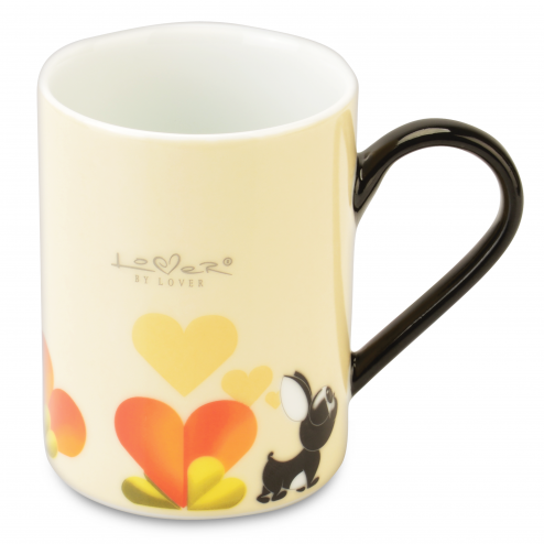 Set 2 cani coffe Beige 300 ml Lover by Lover