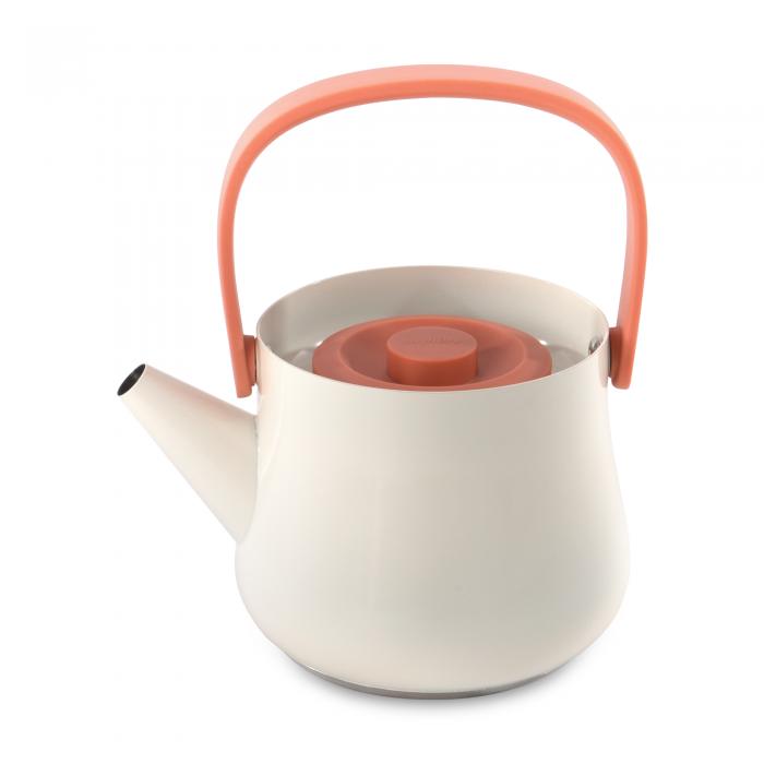 Ceainic cu sita Orange 1L Ron