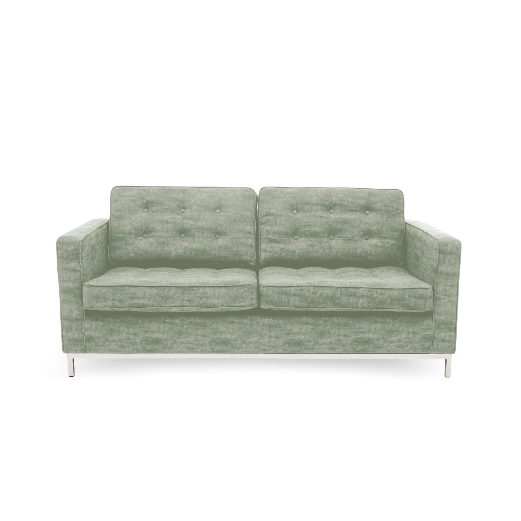 Canapea Fixa 3 locuri Ben Khaki