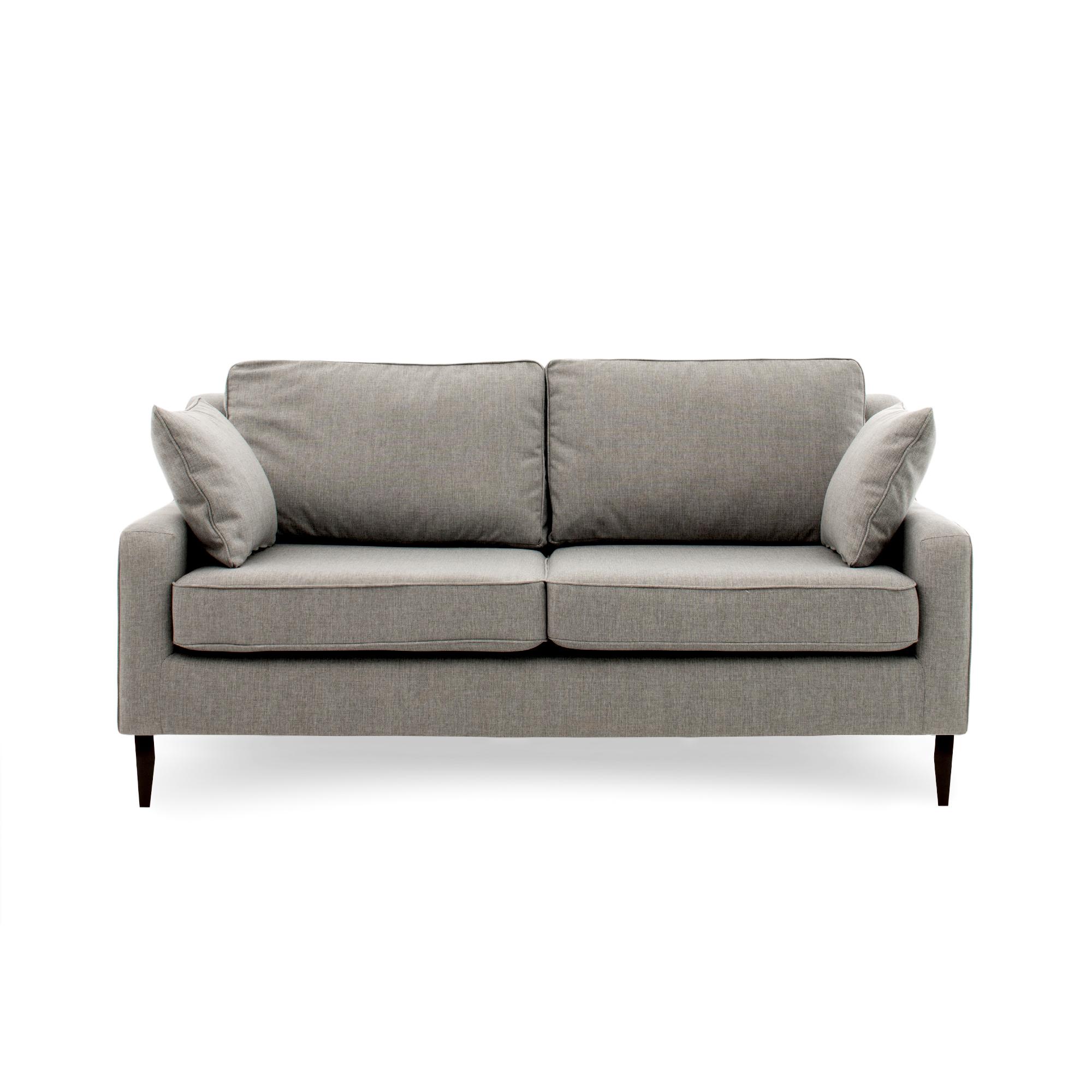 Canapea Fixa 3 locuri Bond Grey