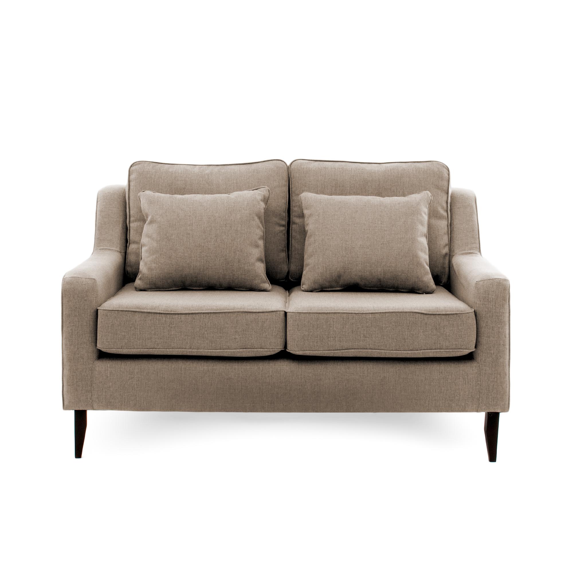 Canapea Fixa 2 locuri Bond Beige