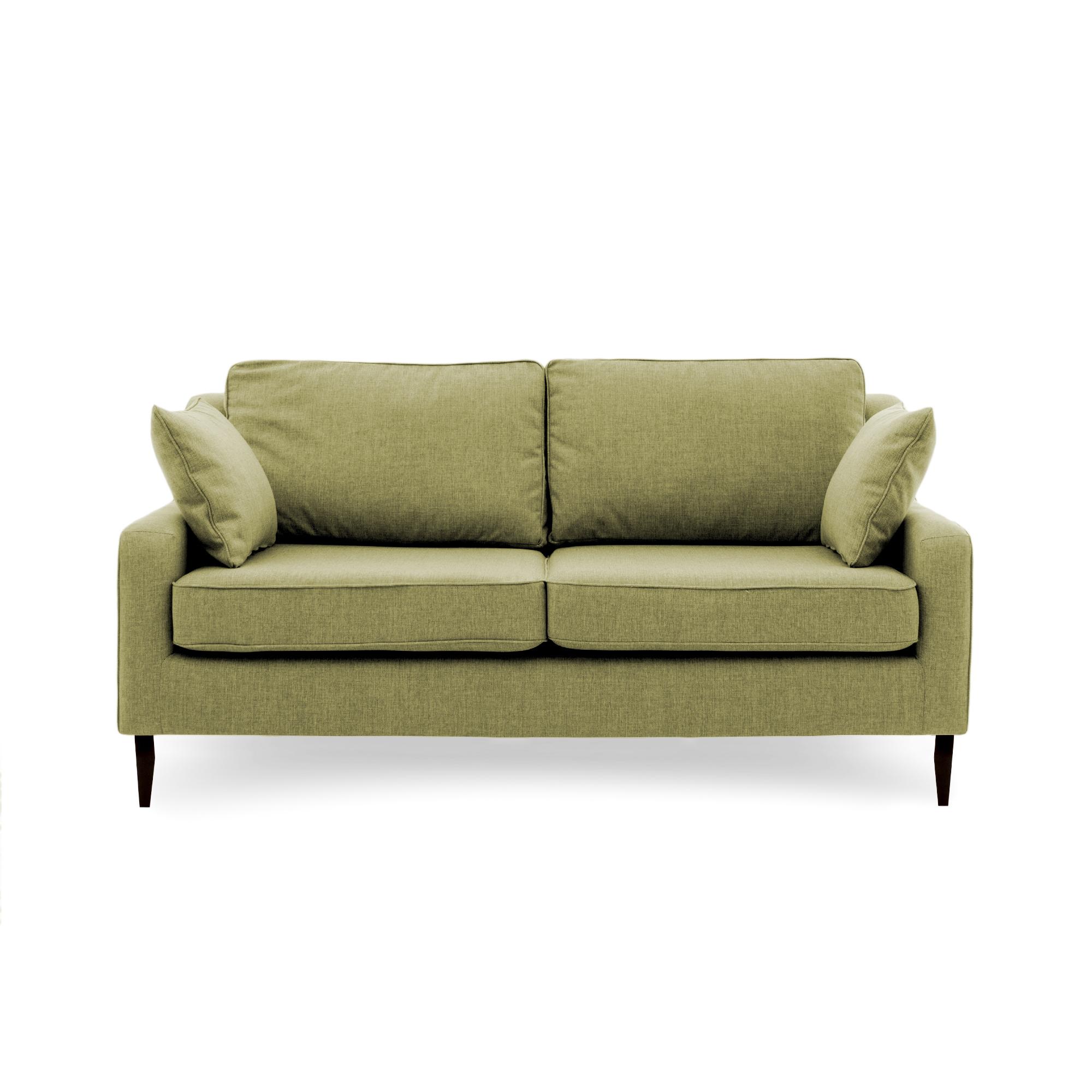 Canapea Fixa 3 locuri Bond Green