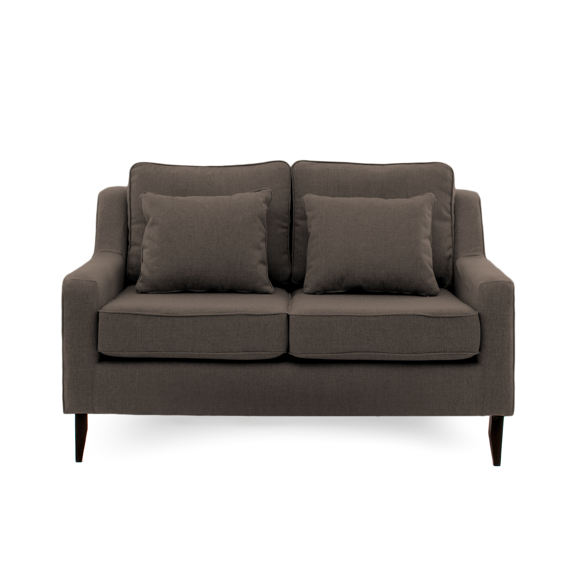 Canapea Fixa 2 locuri Bond Brown