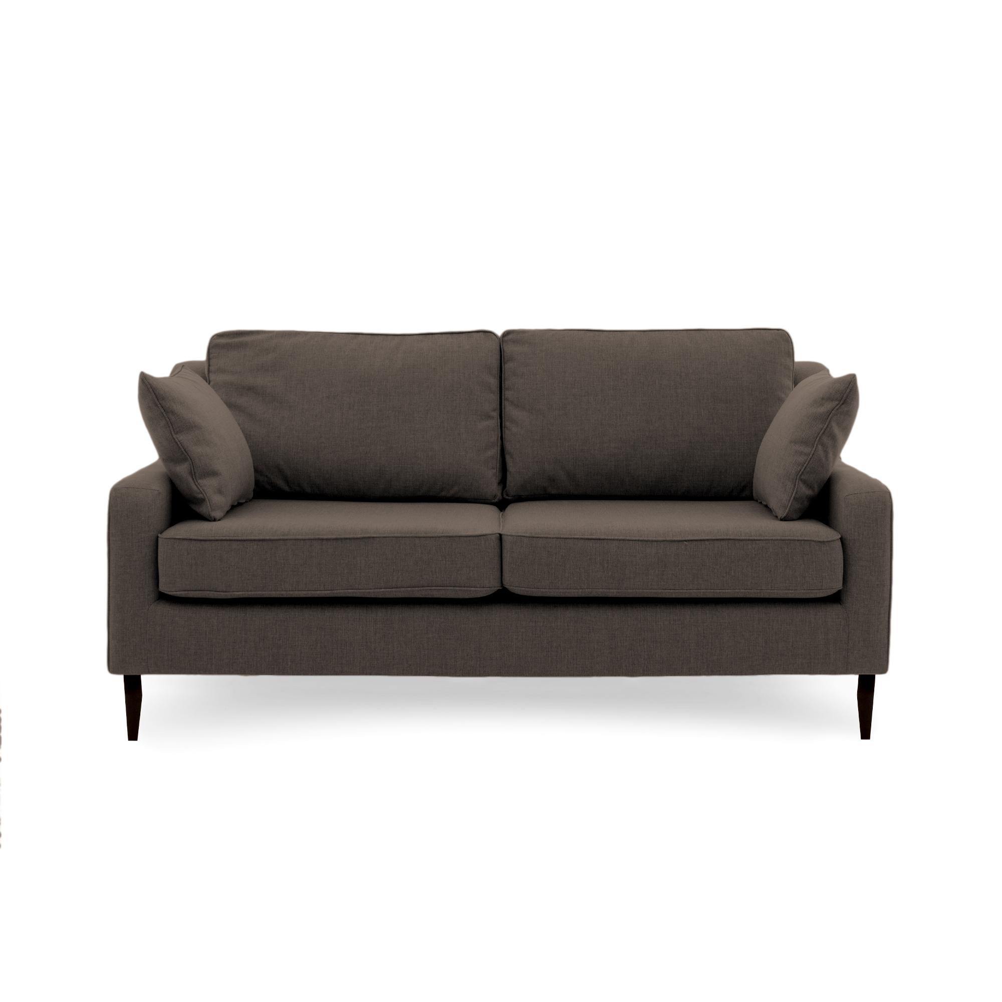 Canapea Fixa 3 locuri Bond Brown