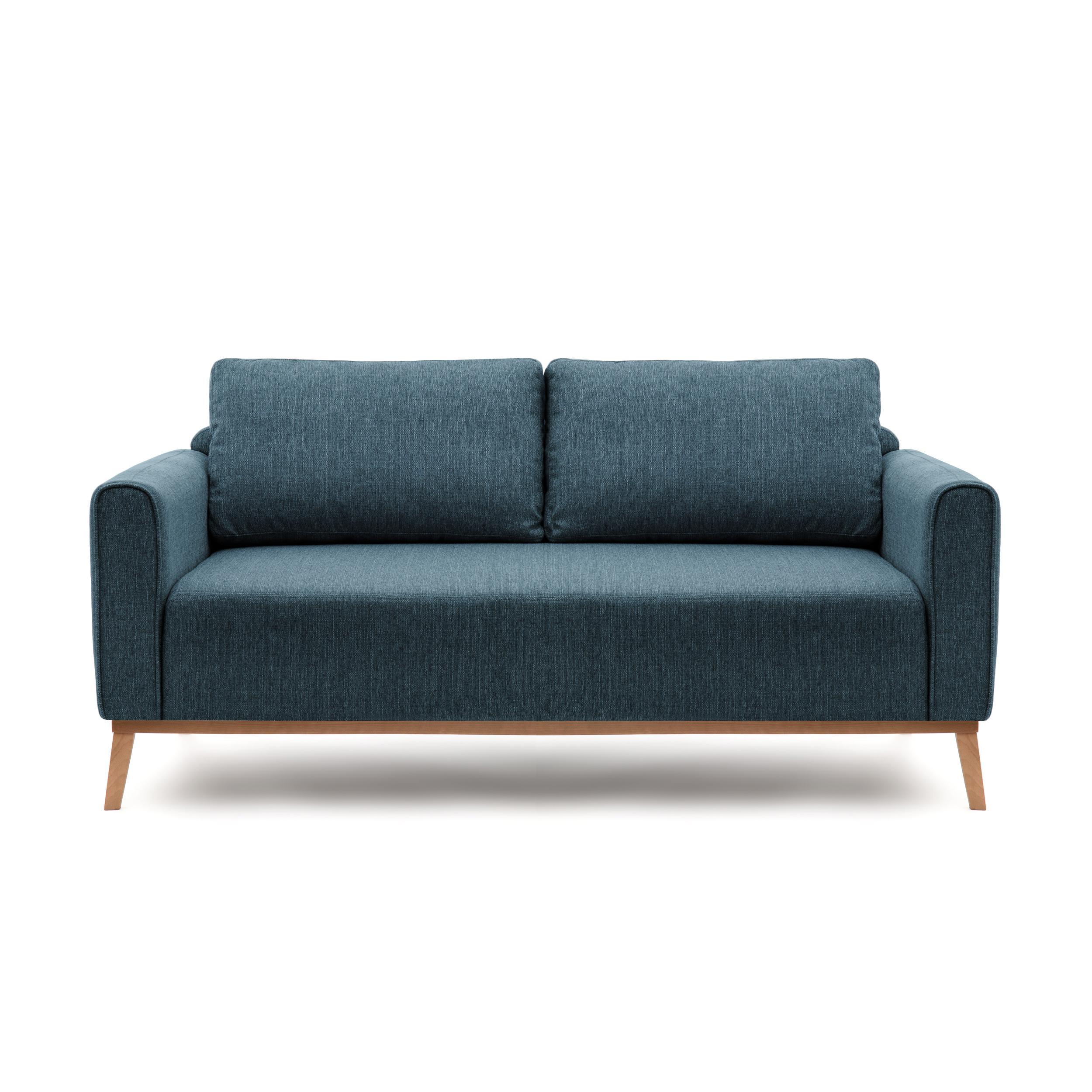 Canapea Fixa 3 locuri Milton Marine Blue