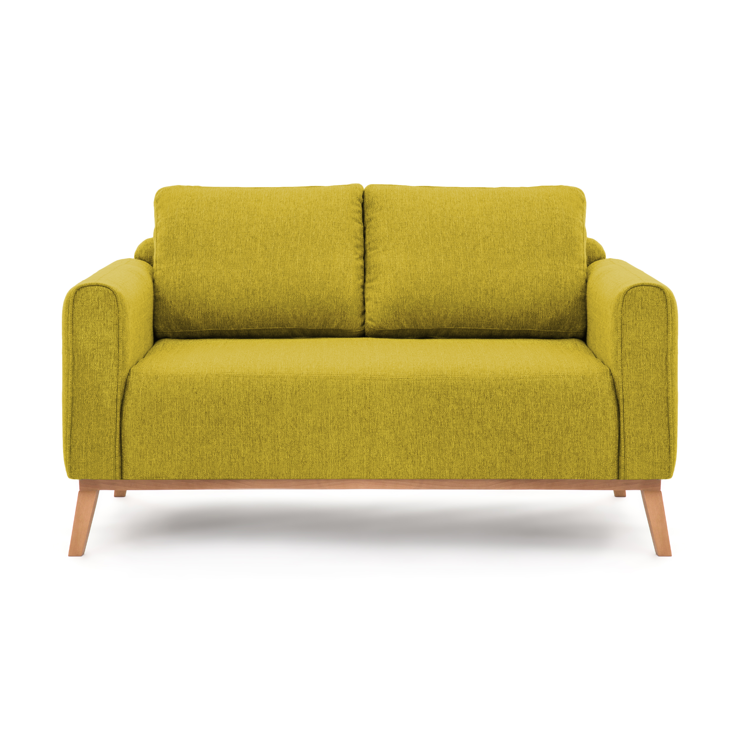 Canapea Fixa 2 Locuri Milton Green