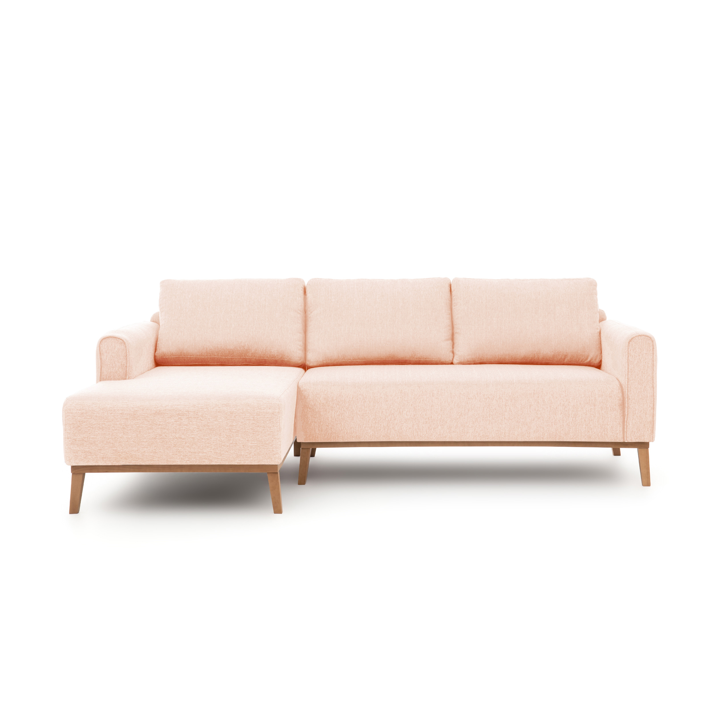 Coltar Fix Milton Light Pink Left