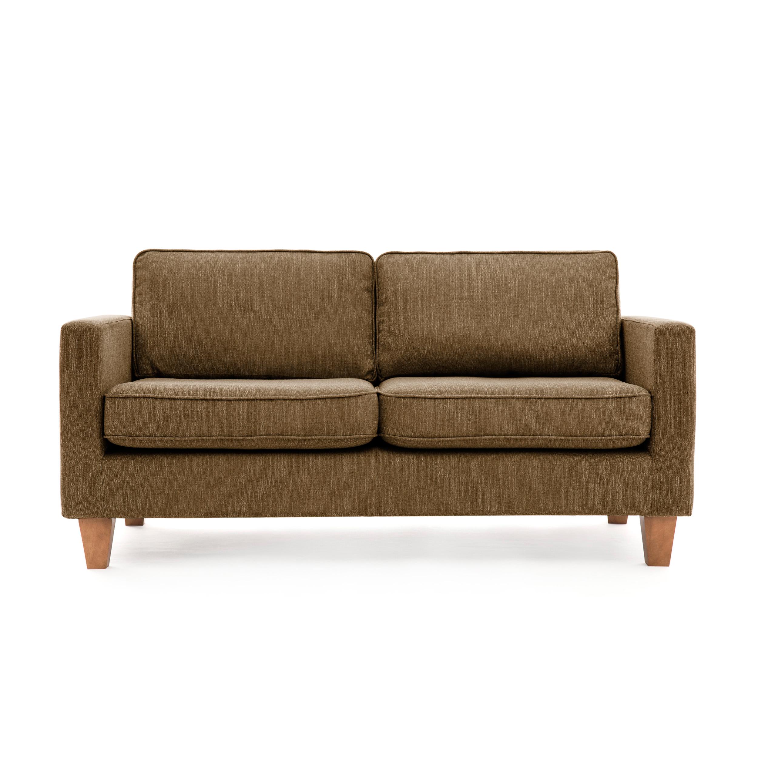 Canapea Fixa 3 locuri Sorio Light Brown