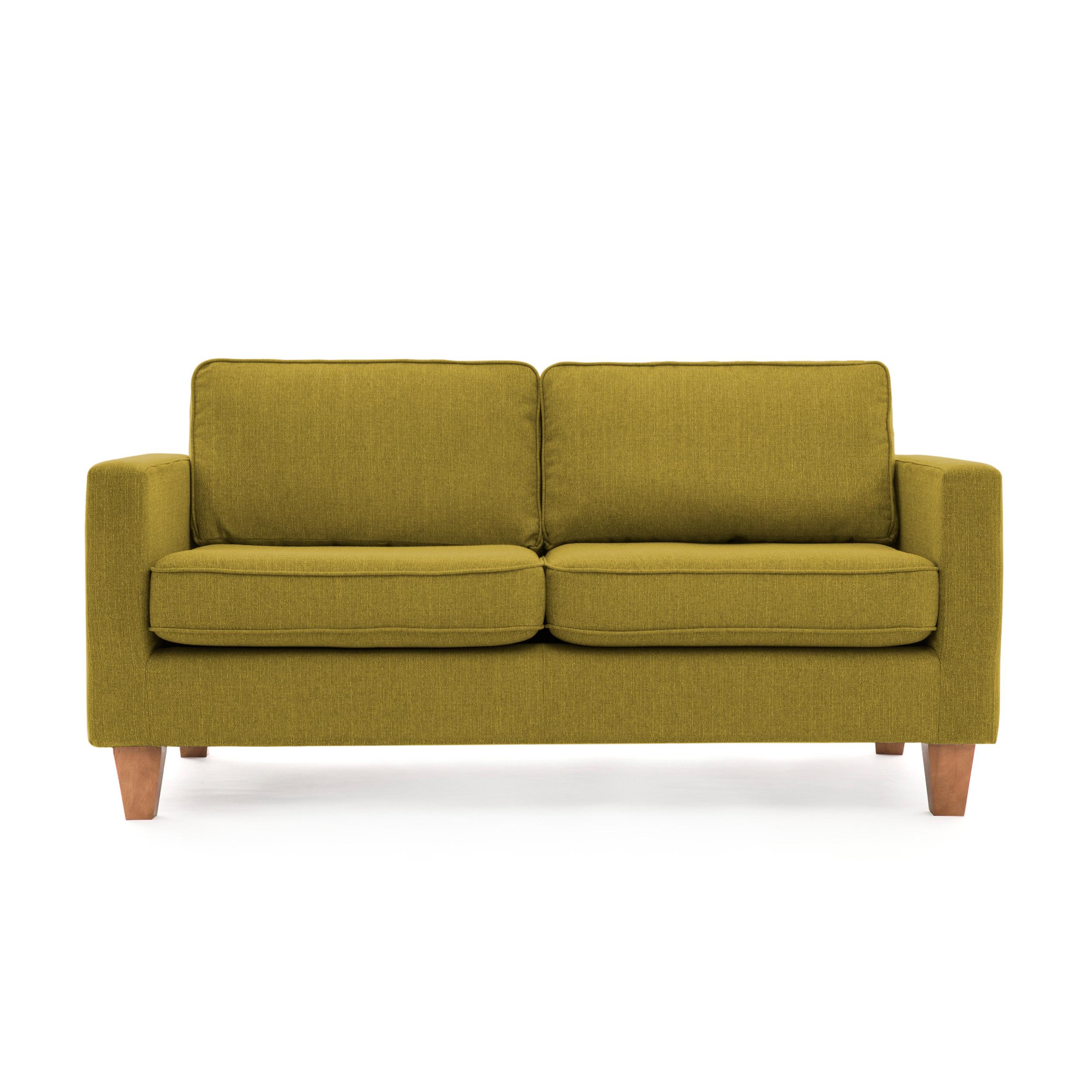Canapea Fixa 3 locuri Sorio Green
