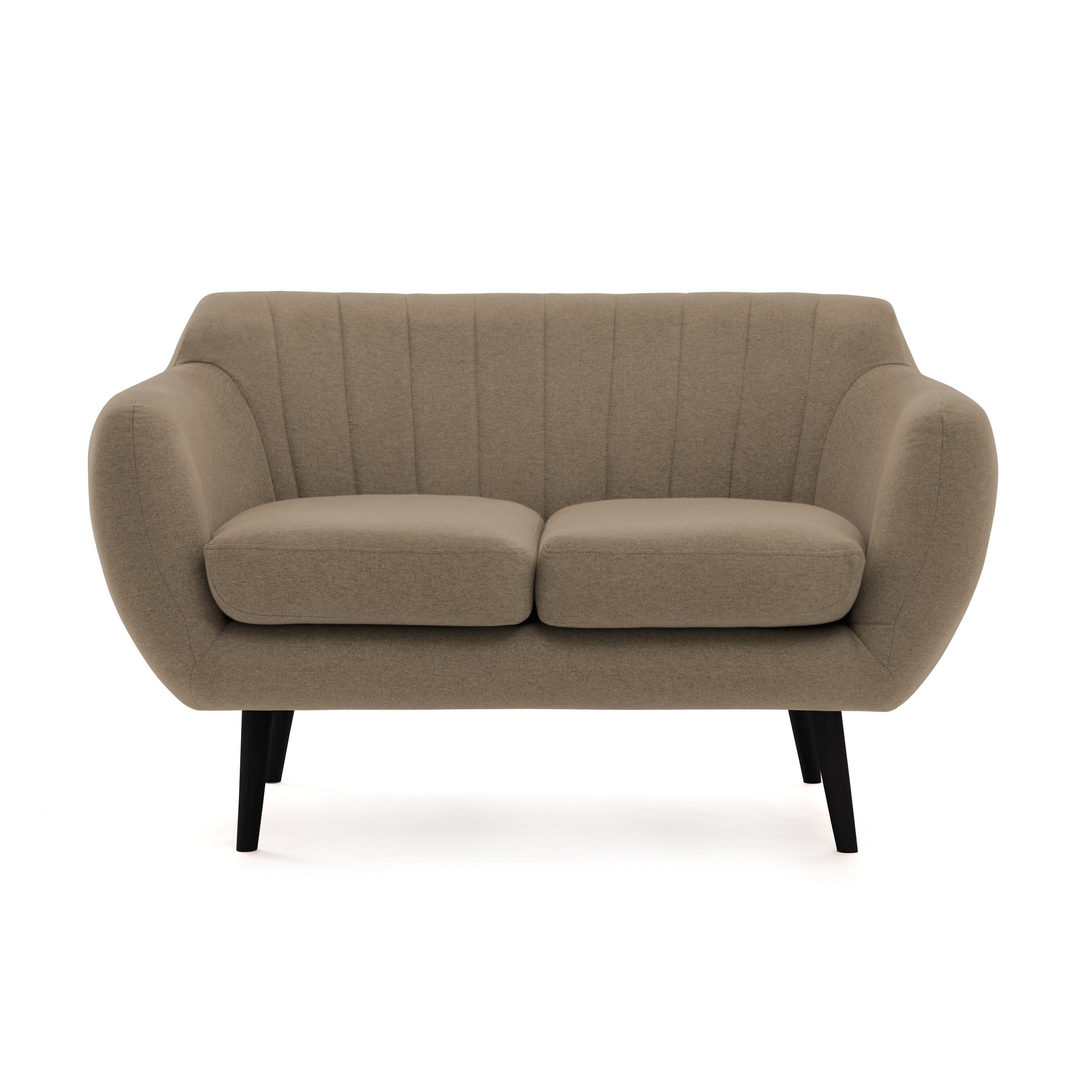Canapea Fixa 2 locuri Kennet Beige II