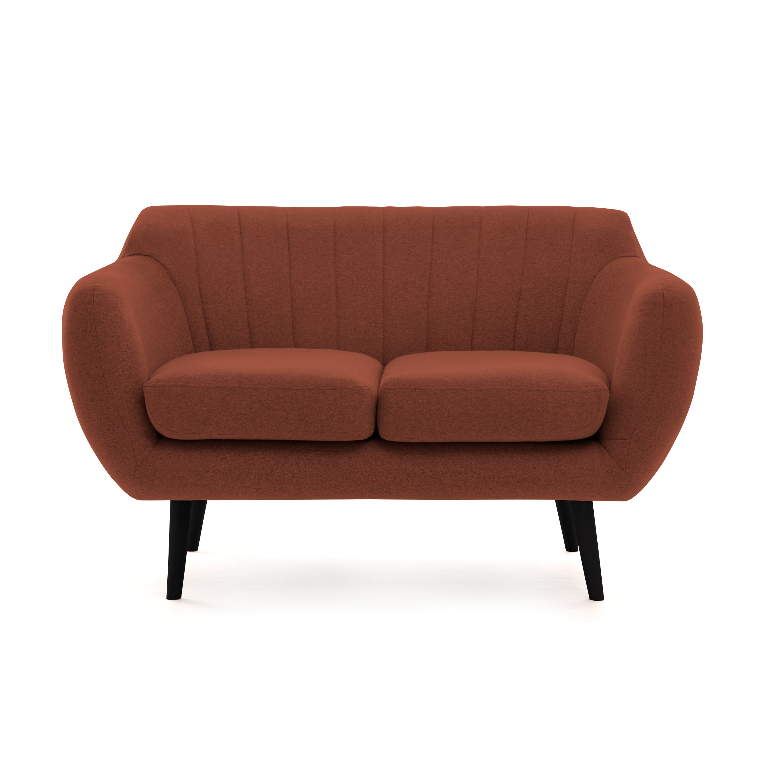 Canapea Fixa 2 locuri Kennet Marsala II