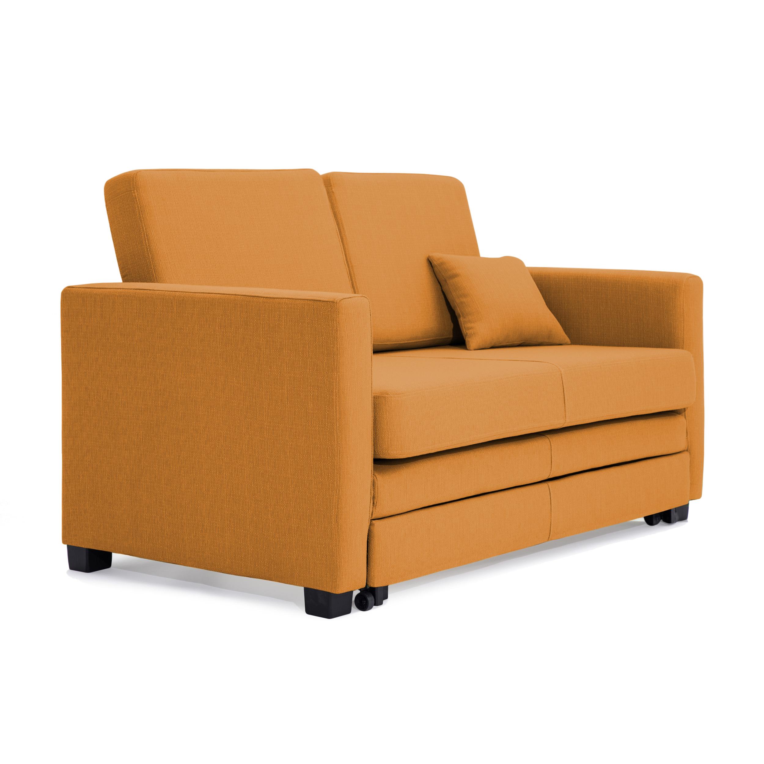 Canapea 2 locuri Brent Mustard