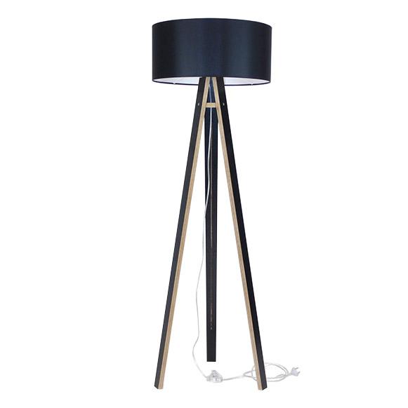 Lampadar Lamp Wanda Black