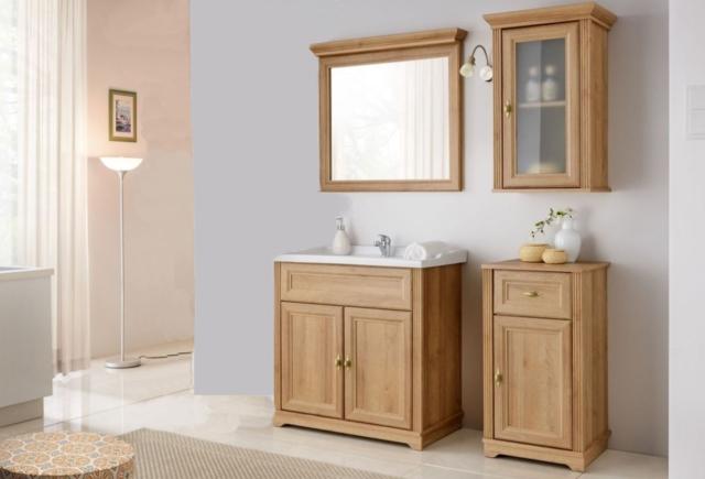 Set Mobilier pentru baie, 5 piese, Palace Riviera imagine