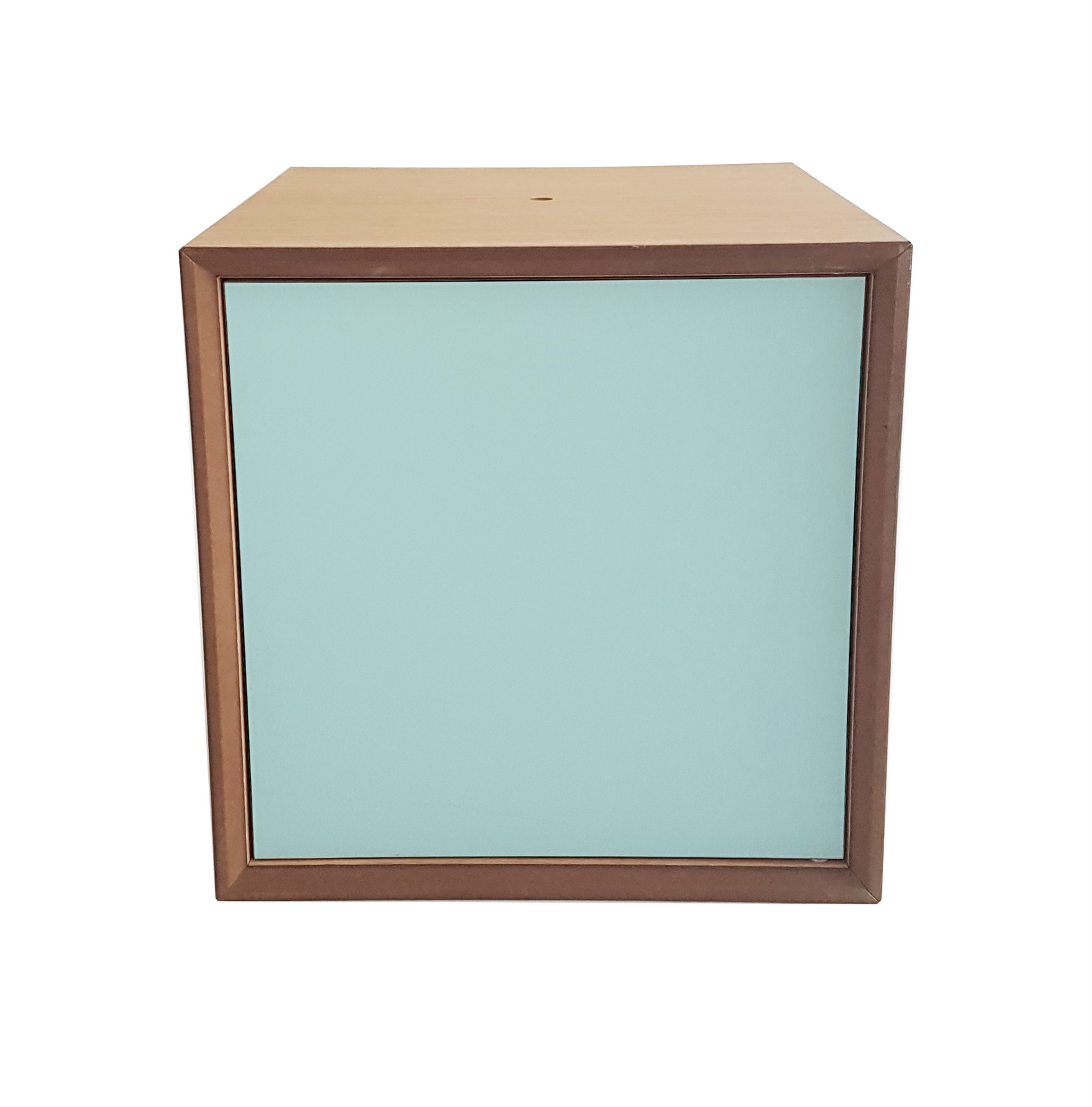 Dulap modular Pixel Light Turquoise, L40xl40xh40 cm