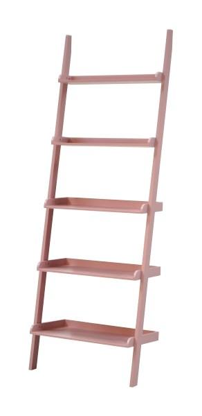 Raft din MDF Wall Pink l665xA35xH189 cm