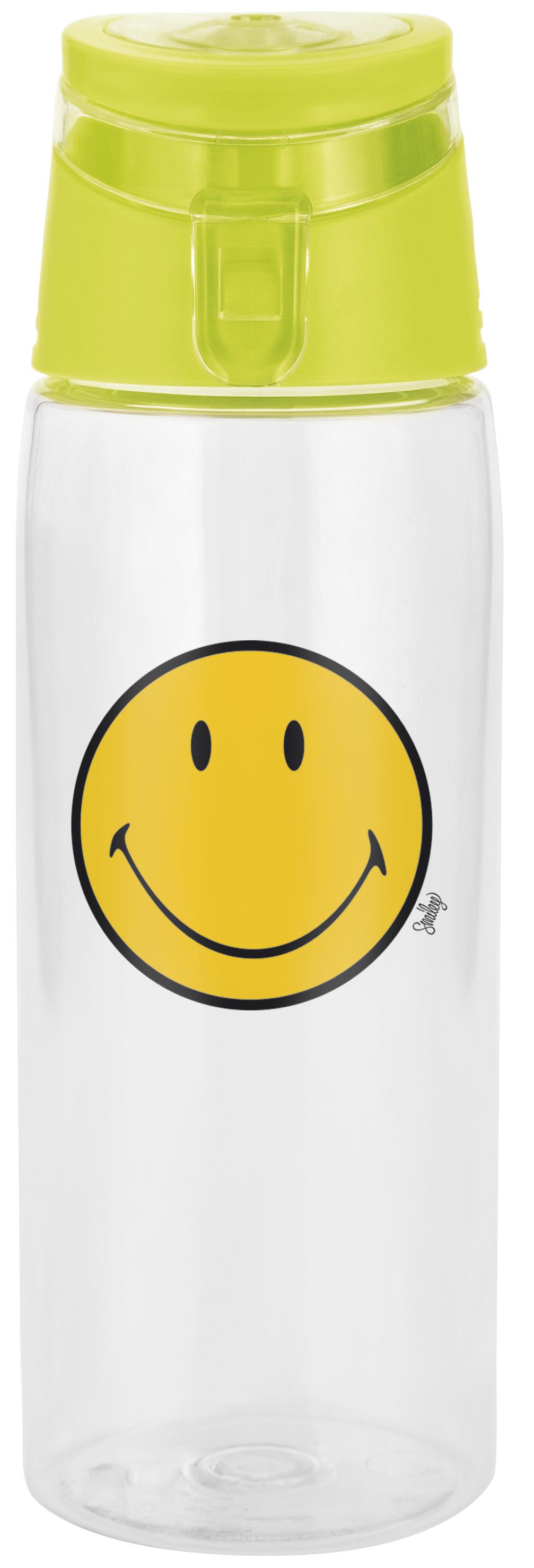 Sticluta Pentru Copii Smiley Bootle Transparent/ve