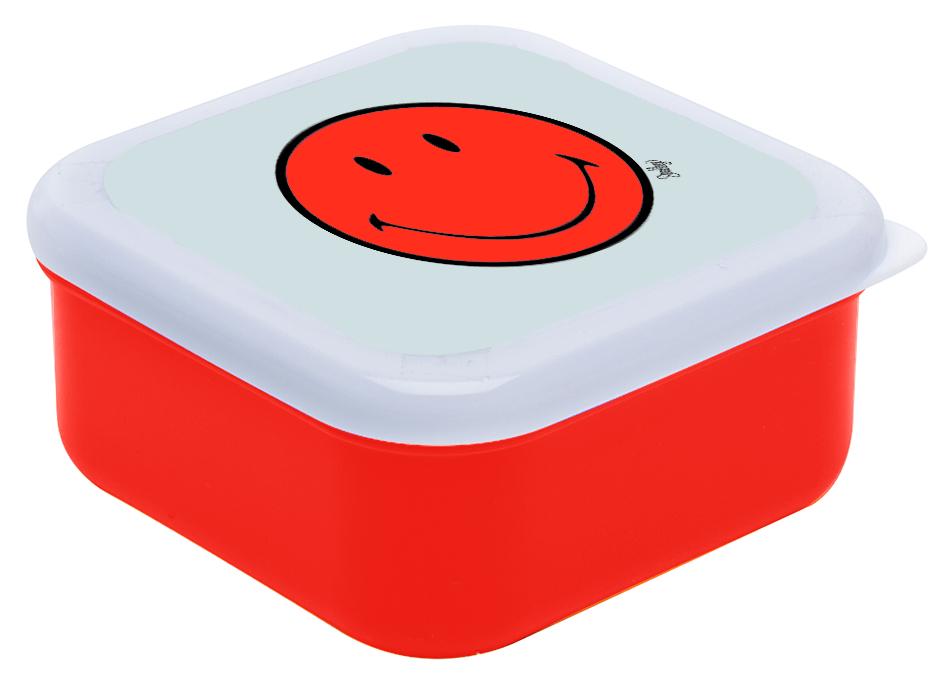 Cutie Pentru Sandwich Square Portocaliu/alb  12x12 Cm