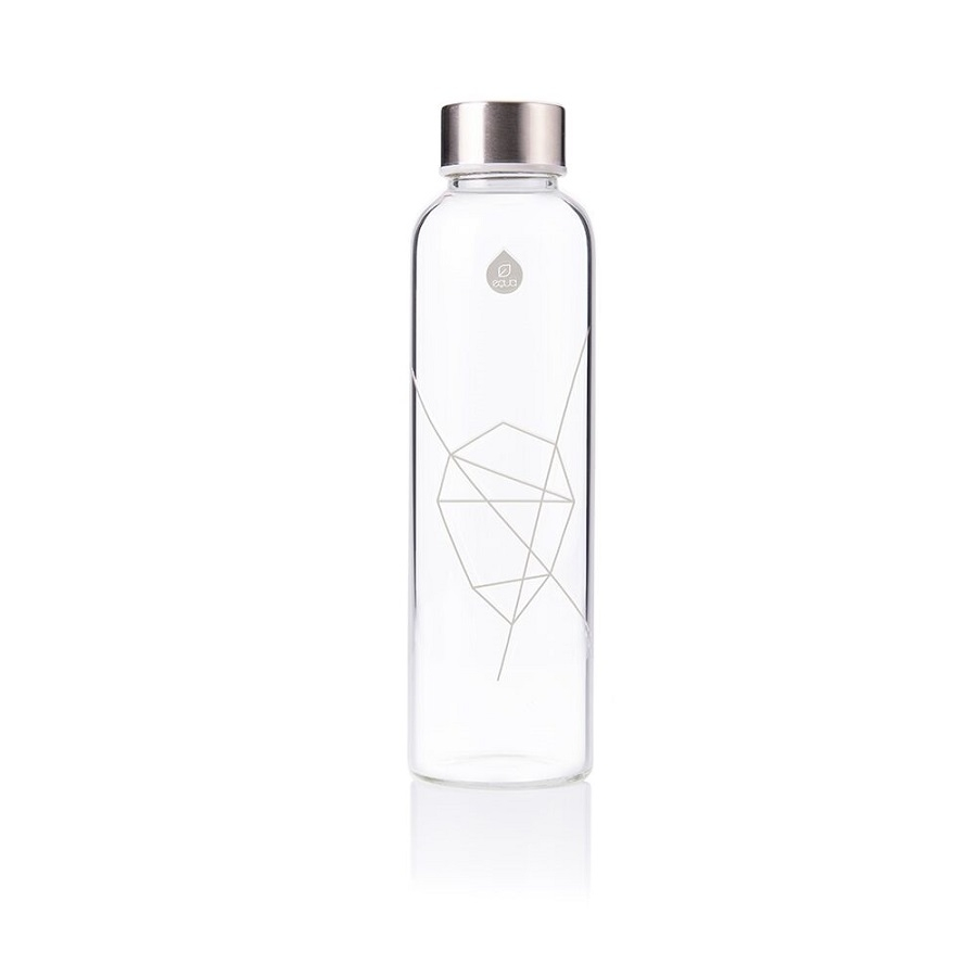 Sticla pentru apa Equa Mismatch White- 750ml