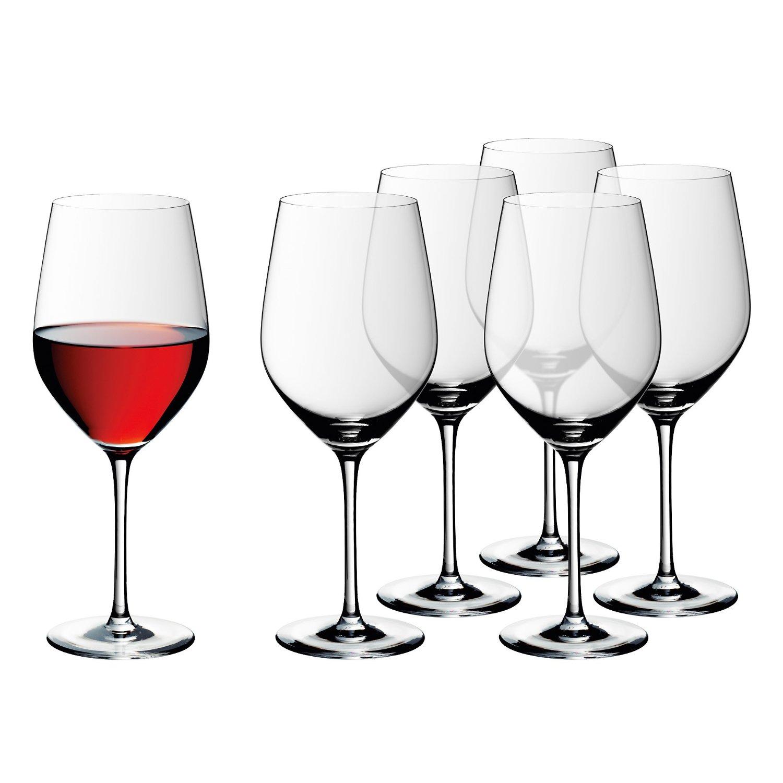 Set 6 pahare vin rosu Easy Plus WMF