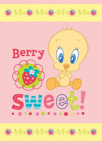 Covor Disney Kids Tweety 746, Imprimat Digital