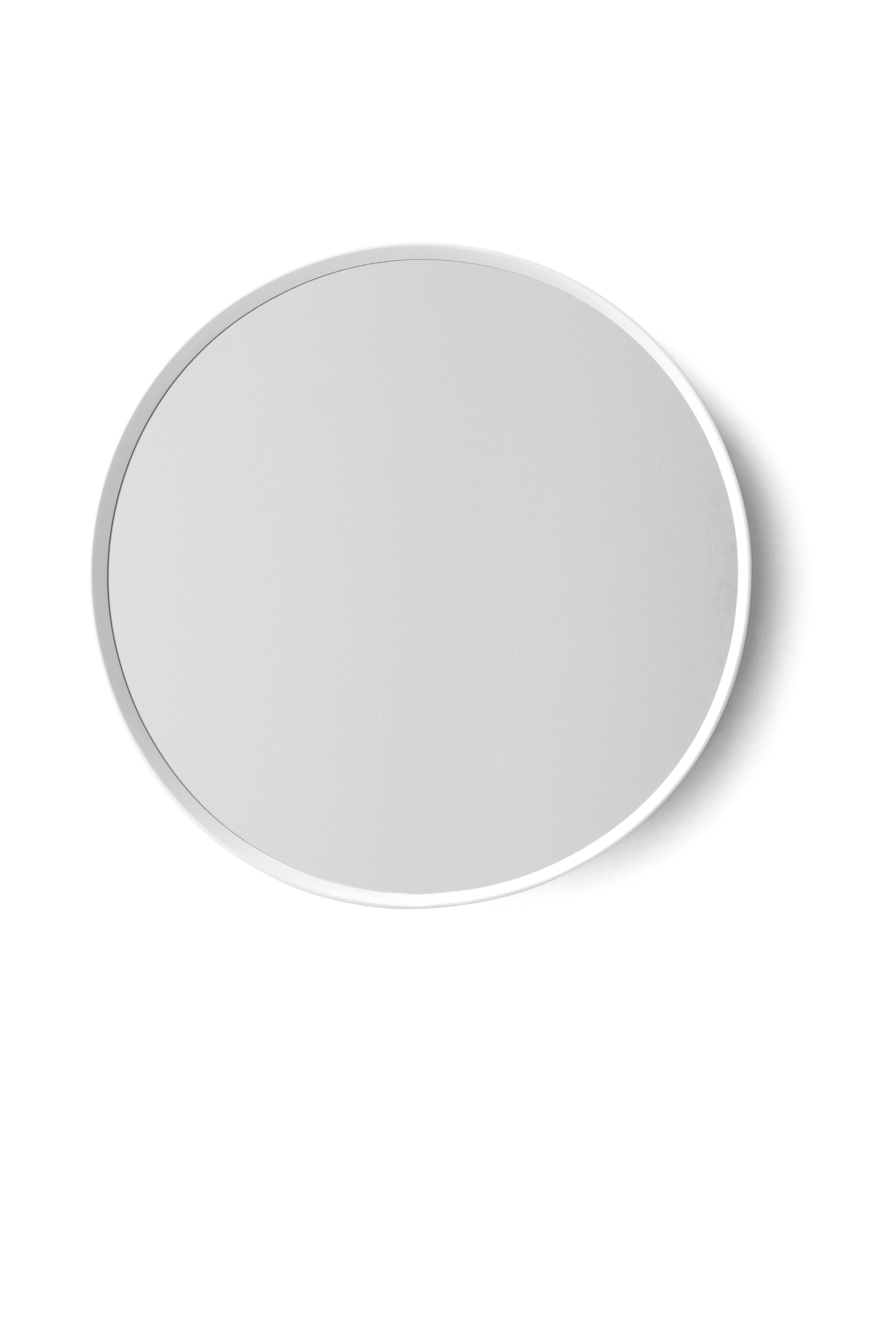 Oglinda Norm Mirror Alb