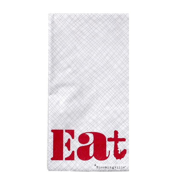 Pachet Servetele  Eat , l40xL40 cm, 16 buc/pachet title=Pachet Servetele  Eat , l40xL40 cm, 16 buc/pachet