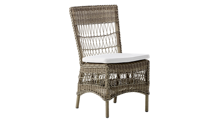 Scaun din rattan Marie Antique