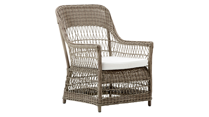 Fotoliu din rattan Dawn Antique