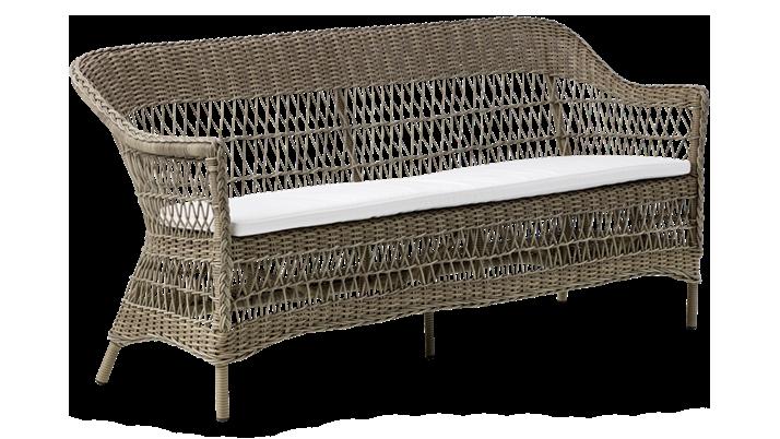 Canapea din rattan Charlot Antique 3