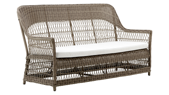 Canapea din rattan Dawn Antique 3
