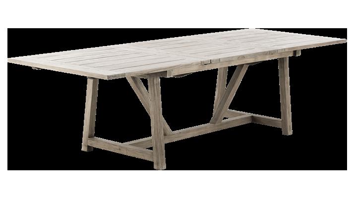 Masa extensibila din lemn de Tec George
