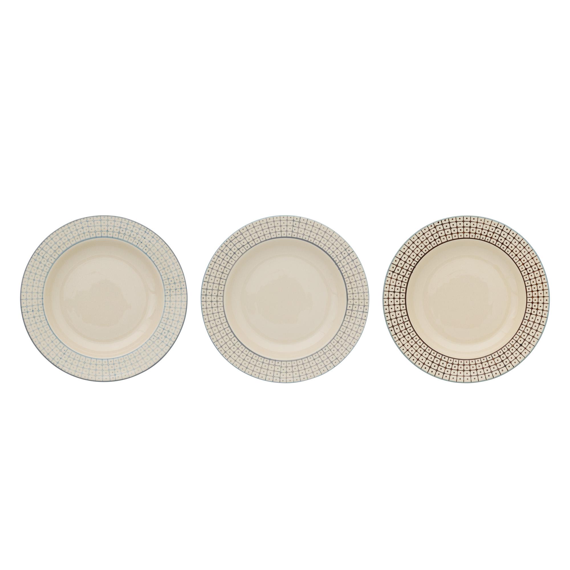 Set 3 Farfurii supa