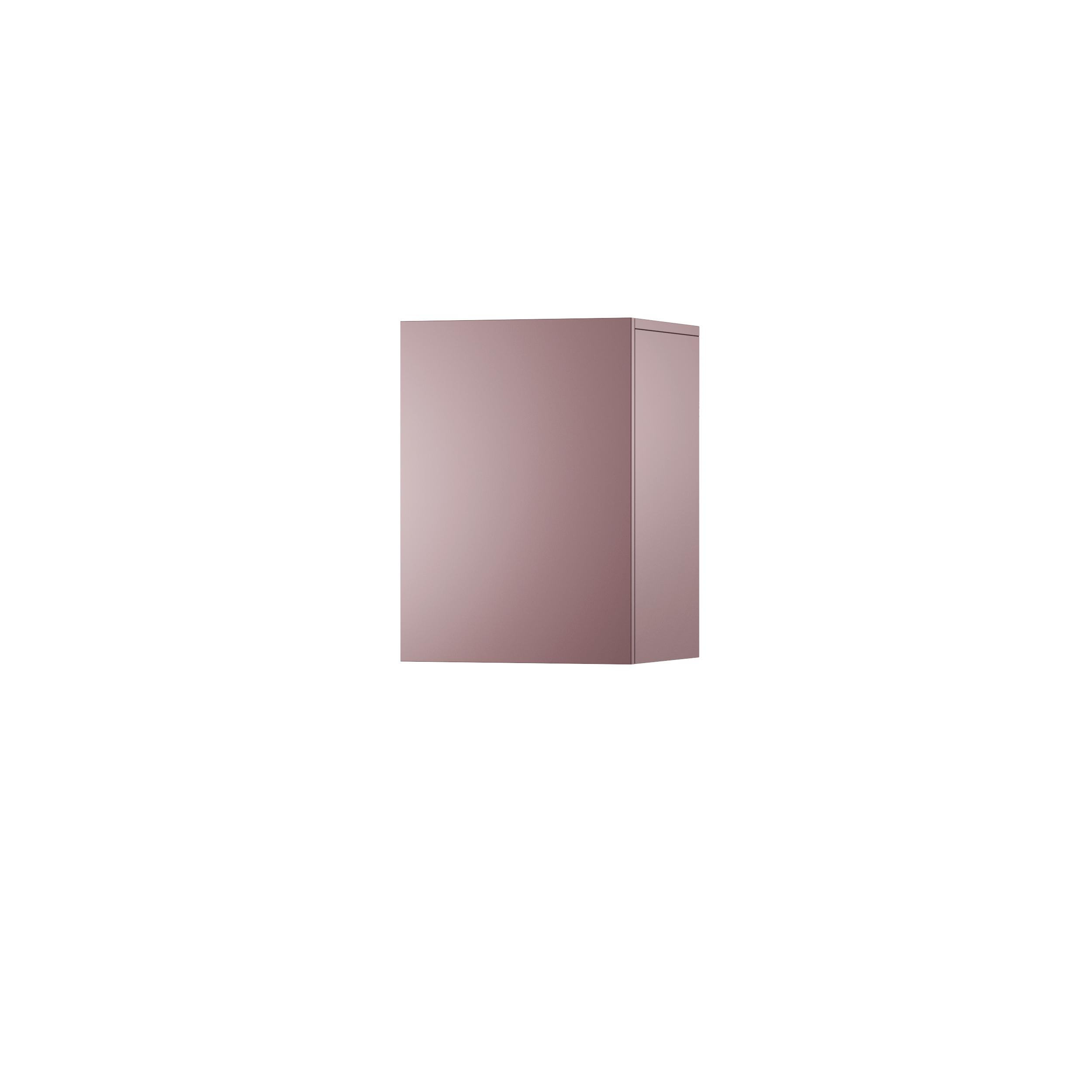 Dulap modular Nook Narrow Violet, L42xl37xh58 cm