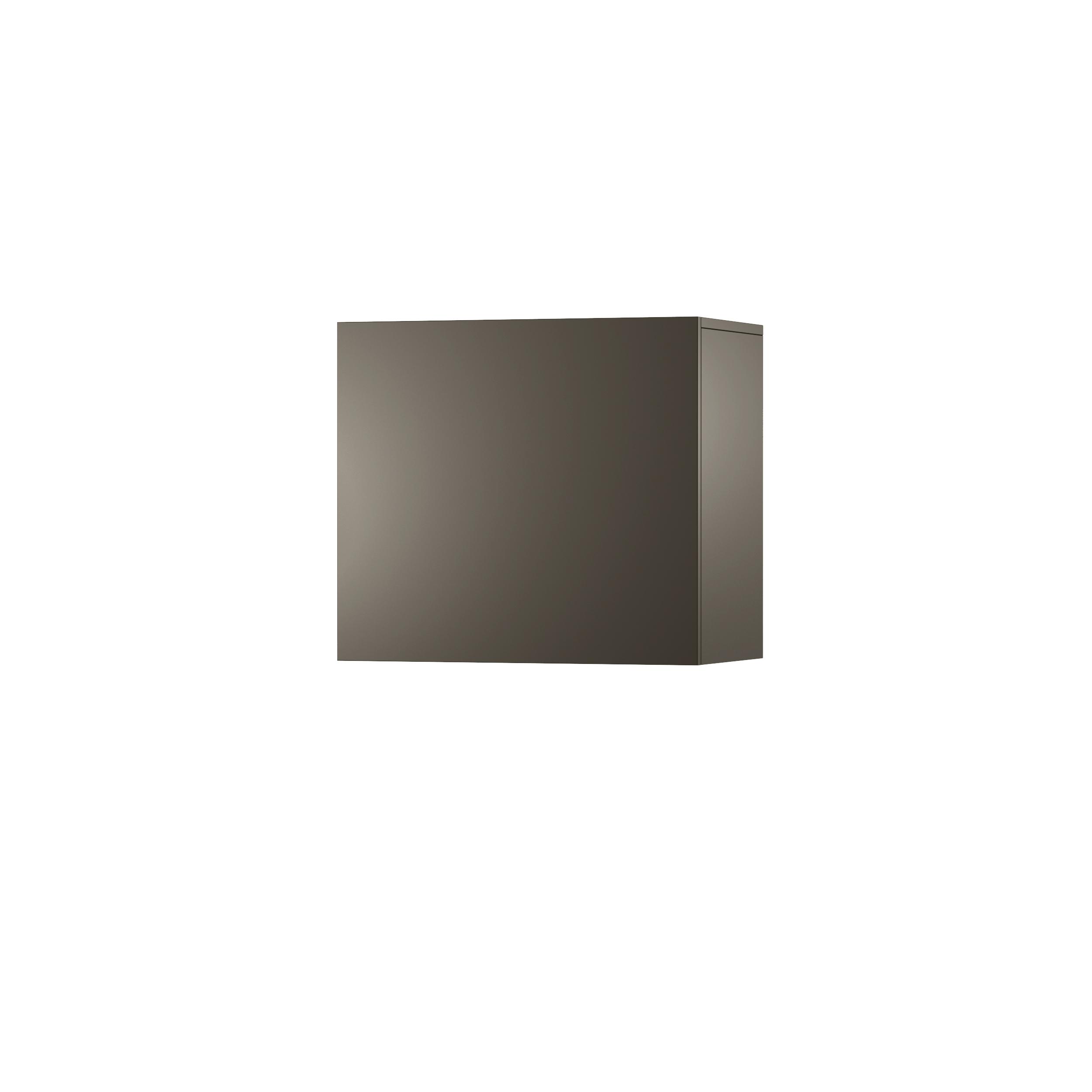 Dulap modular Nook Wide Graphite, L65xl37xh58 cm