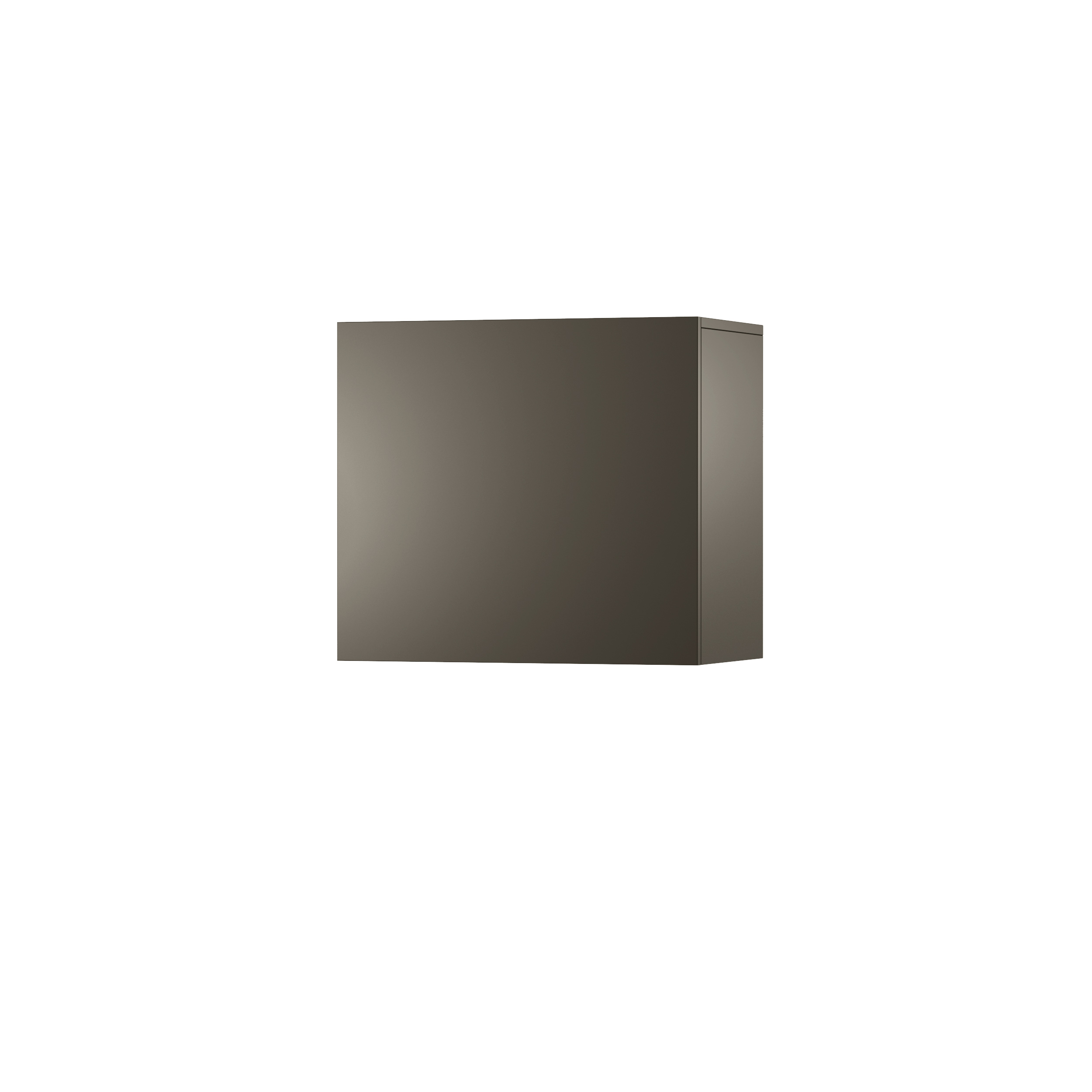 Dulap modular Nook Wide Graphite l65xA37xH58 cm