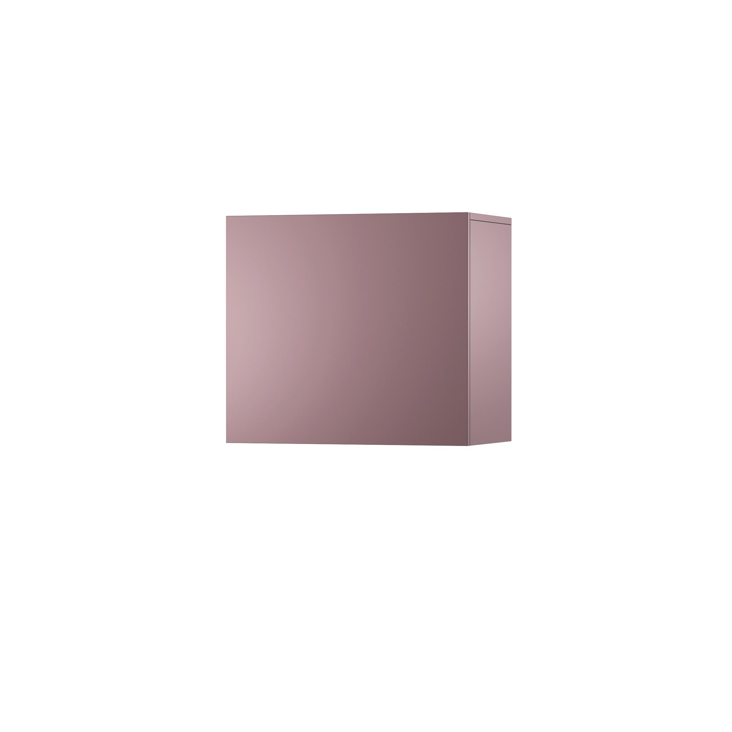 Dulap modular Nook Wide Violet, L65xl37xh58 cm