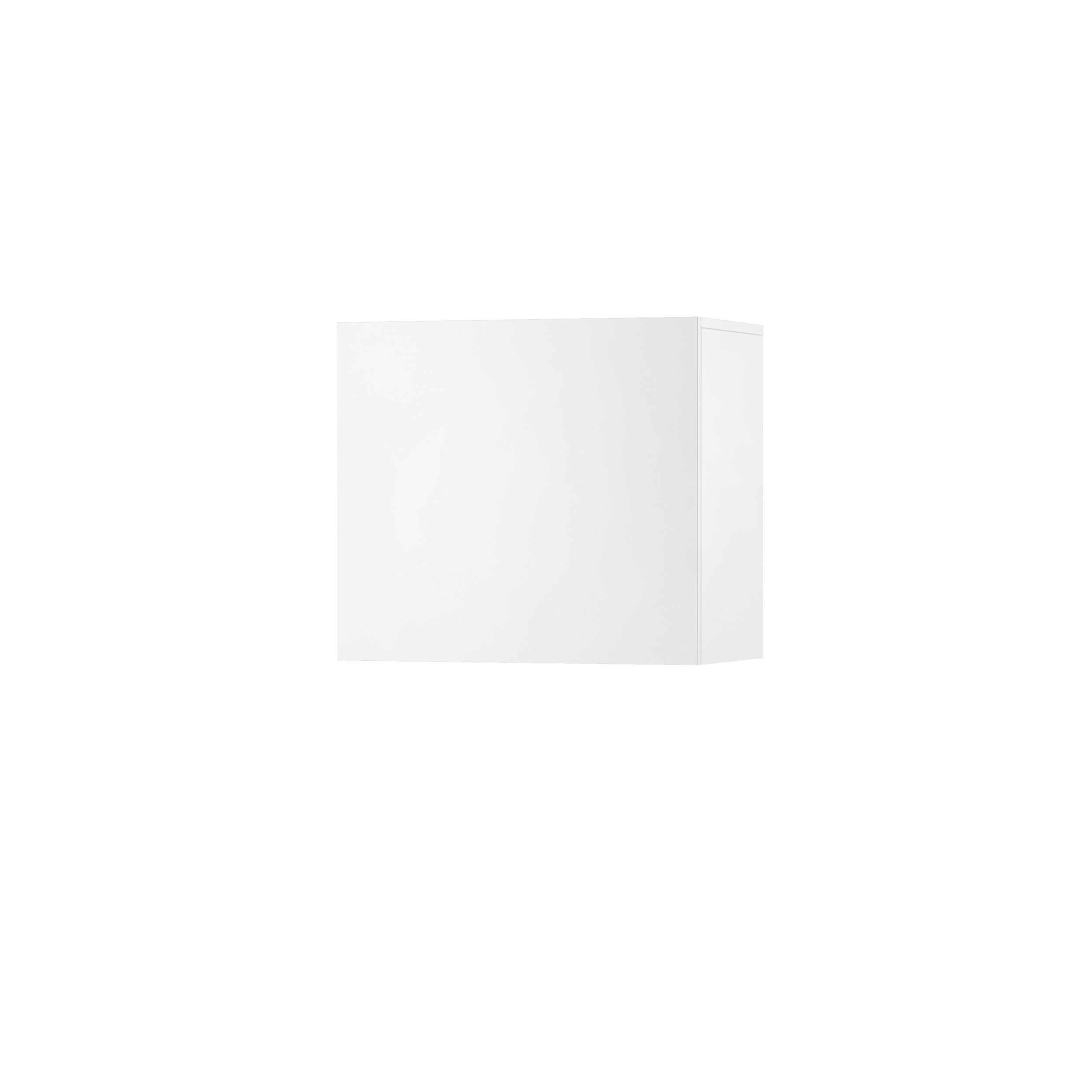 Dulap modular Nook Wide White, L65xl37xh58 cm