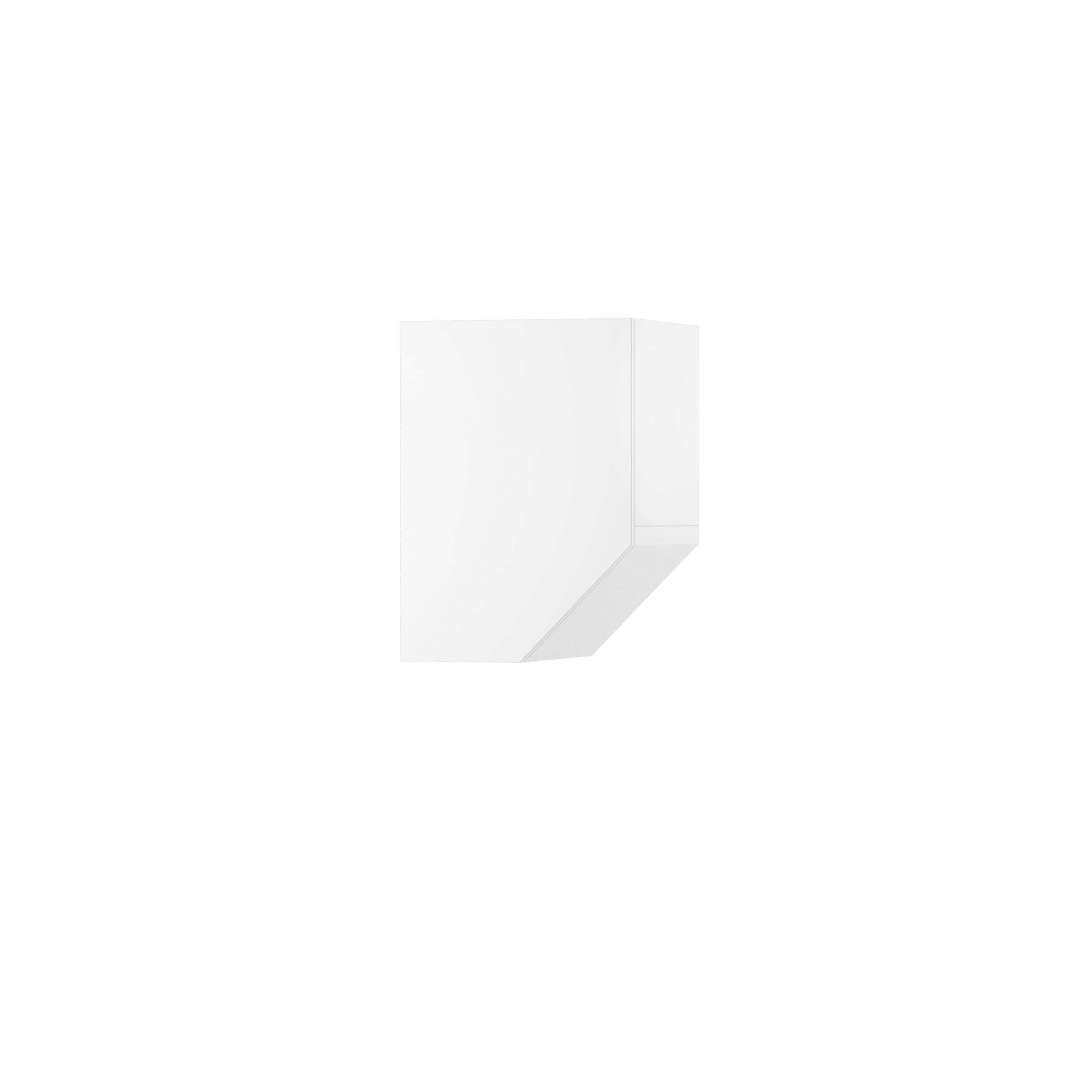 Dulap Modular Dreapta Alb - 8822