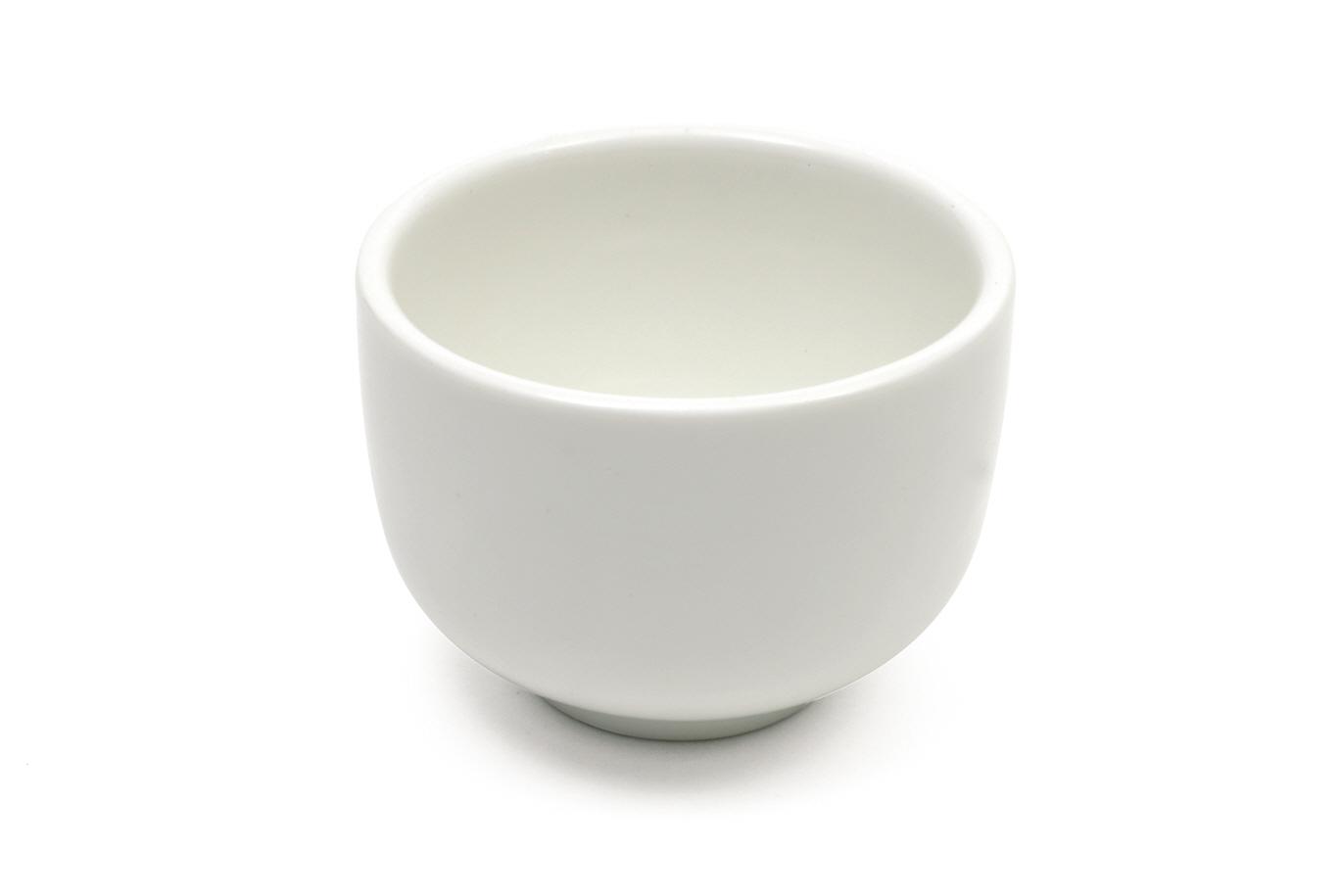 Set 12 Cesti White Basics Sake Cup Alb, Portelan, l5,5 cm