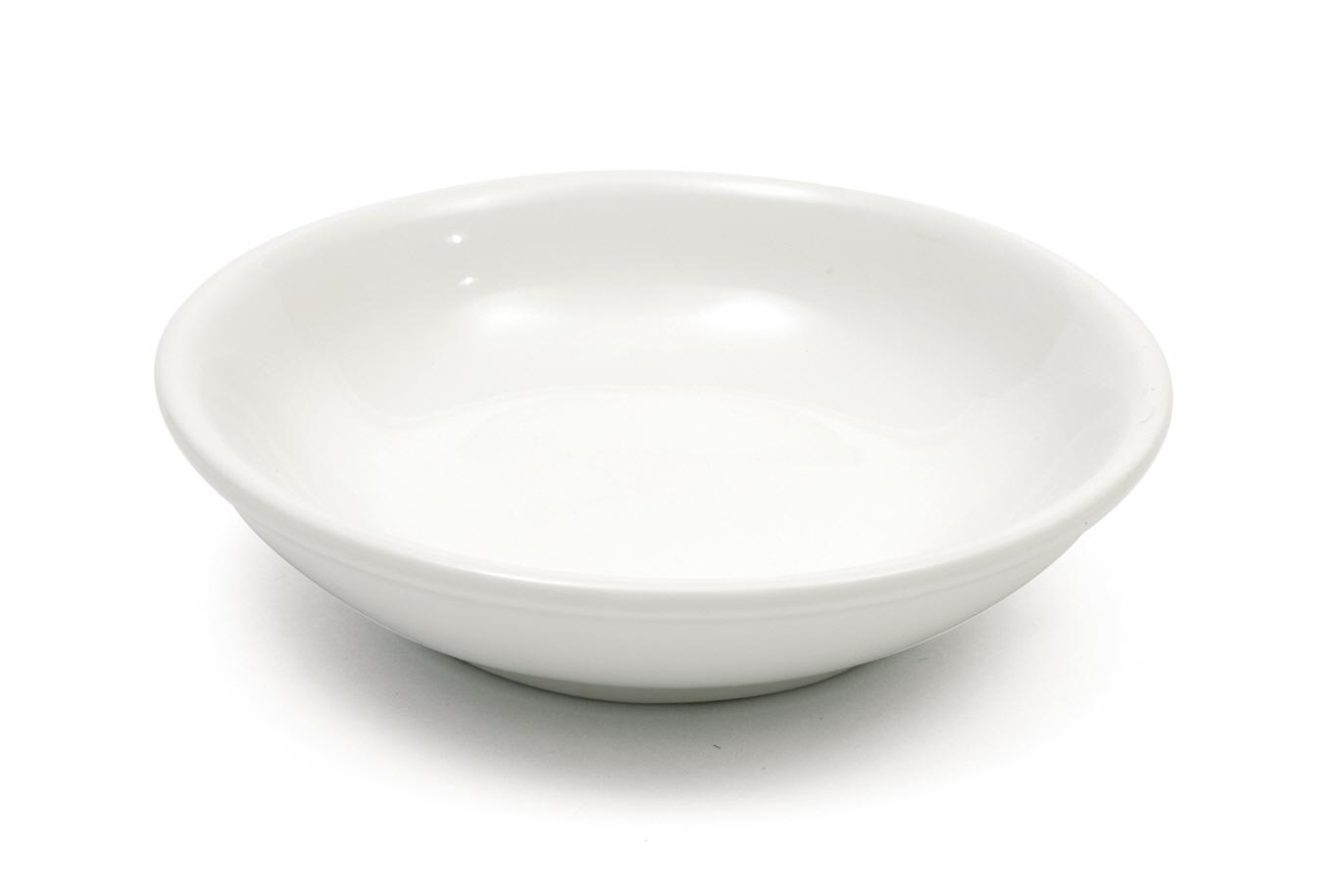 Set 12 Boluri White Basics Alb, Portelan, 10 cm
