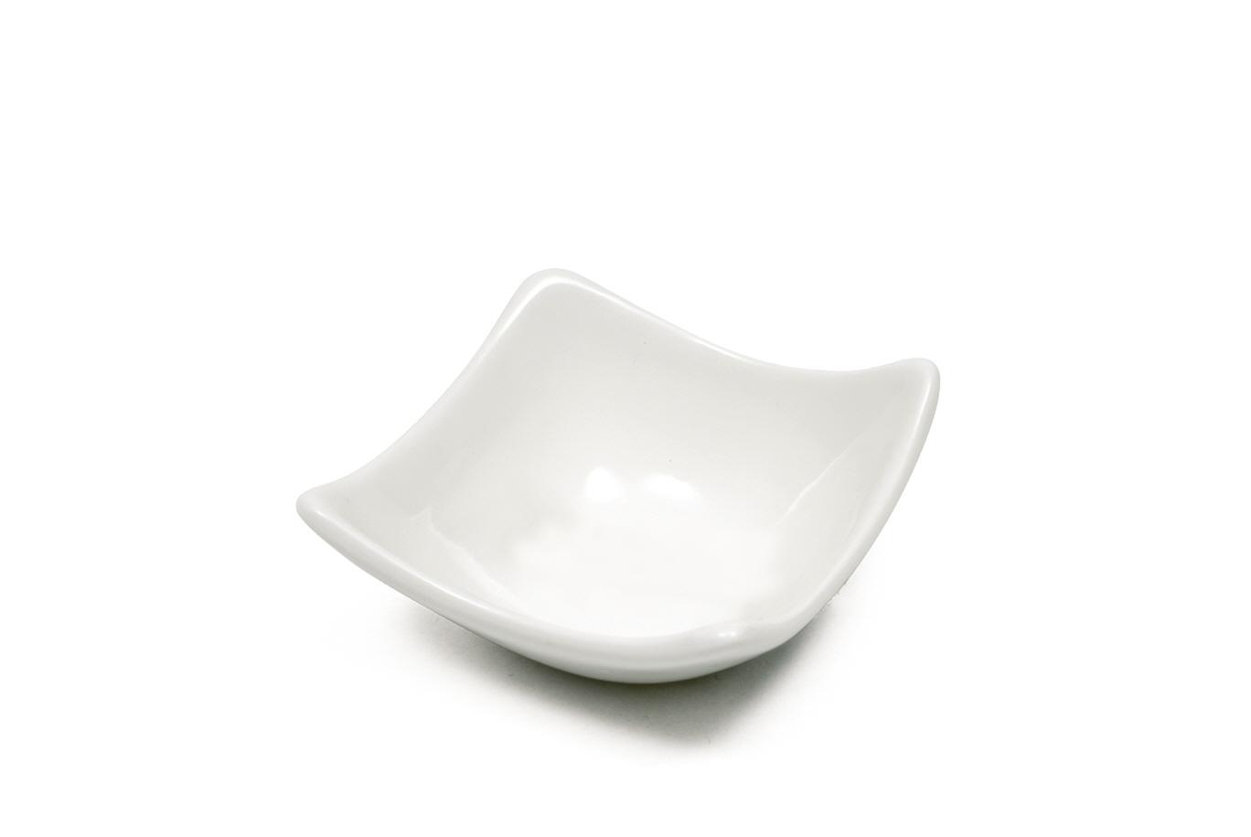 Set 12 Boluri White Basics Bowl Alb, Portelan, 7 cm