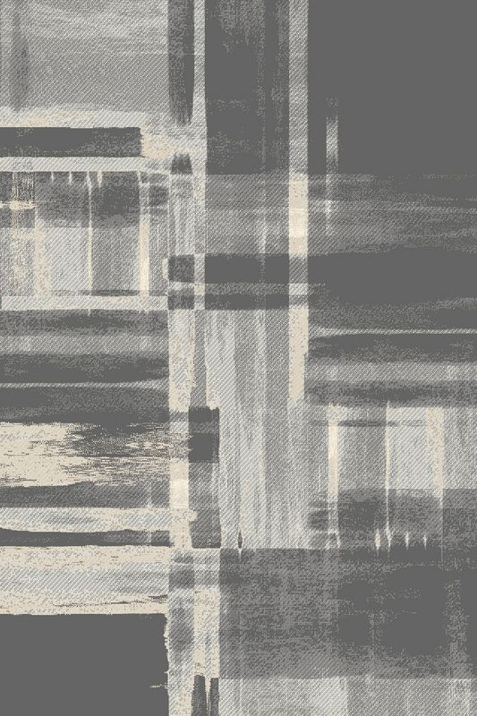 Covor Zagros Anthracite Wilton-220 x 160 cm