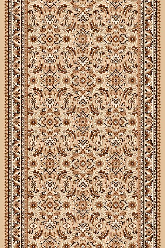 Traversa Anemone Beige Wilton-100 x 200 cm