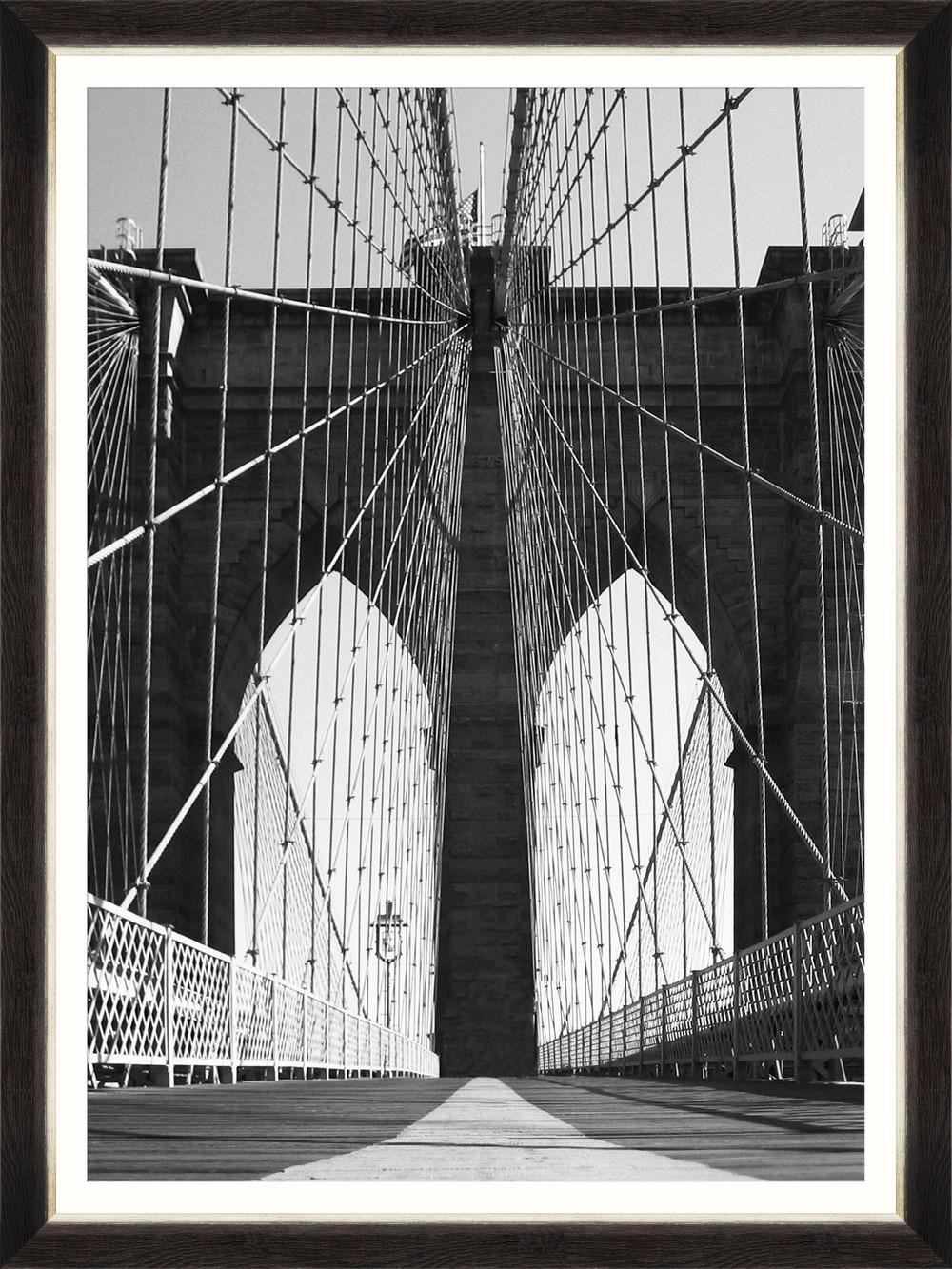 Tablou Framed Art American Industrial III imagine