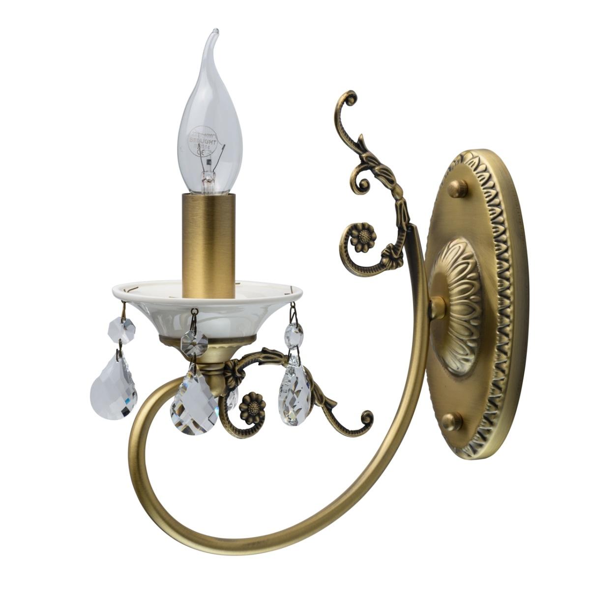 Aplica MW-Light Classic Candle 683022301 imagine