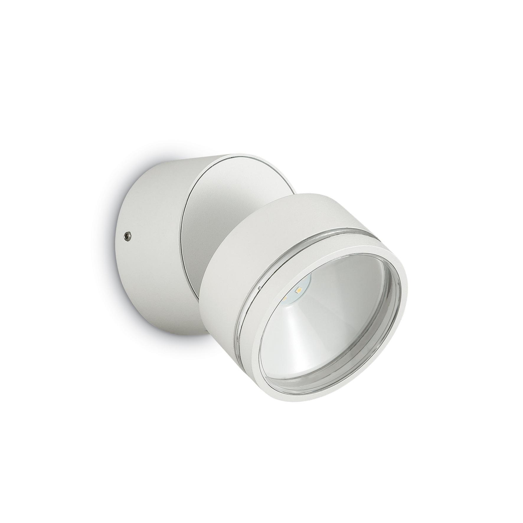 Aplica Omega Round AP1 White