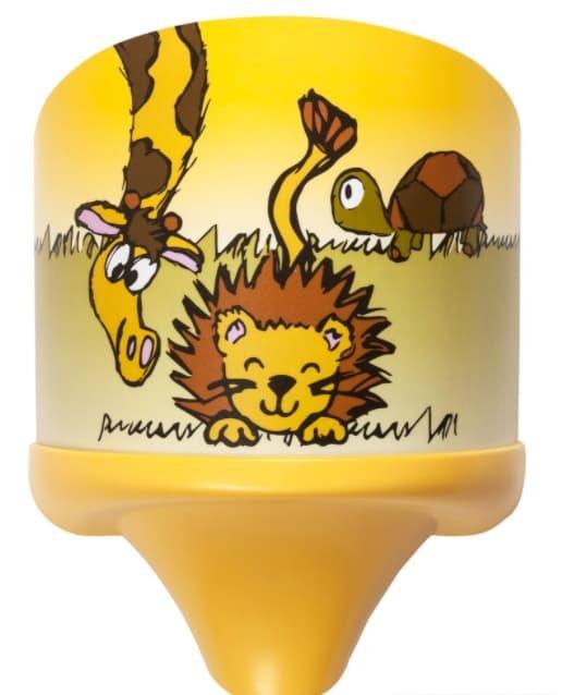 Aplica pentru copii Leon 4571 Multicolor
