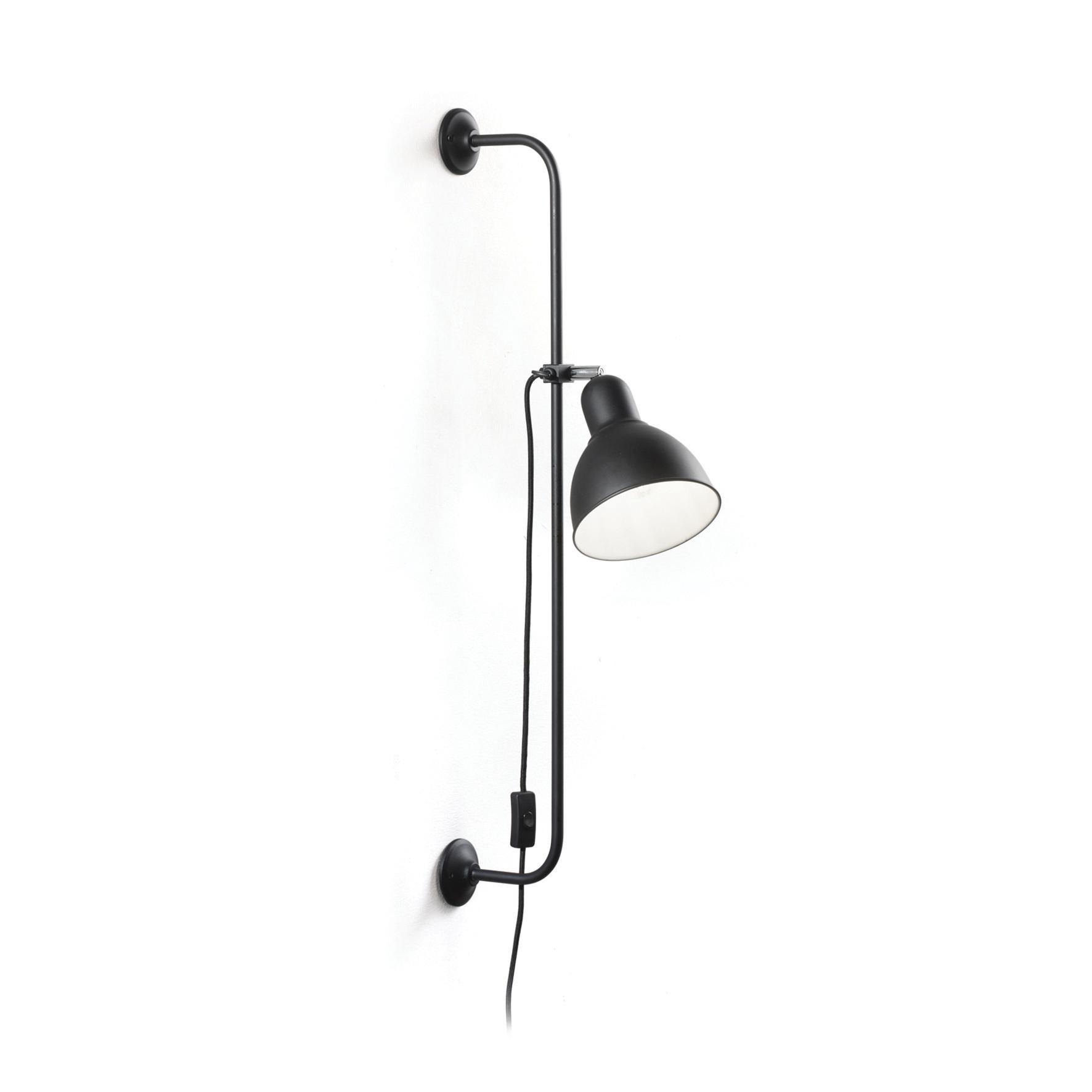 Aplica Shower AP1 Black