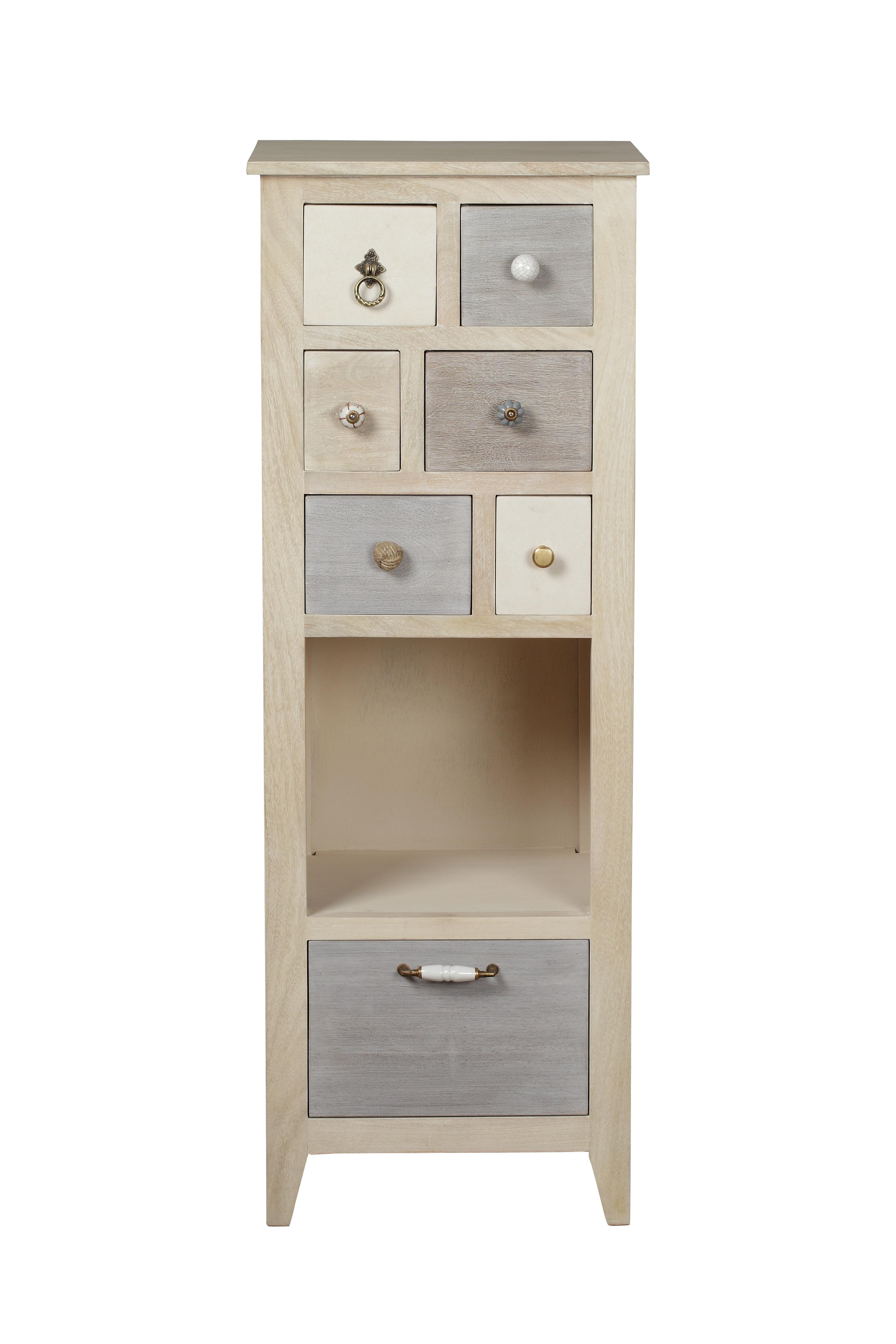 poze cu Cabinet Natural, L43xl40xh117,5 cm